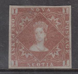 Nova Scotia #1 XF Mint Gem **With Certificate**