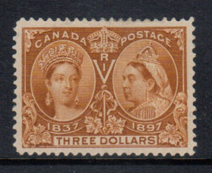 Canada #63 XF Mint **With Certificate**