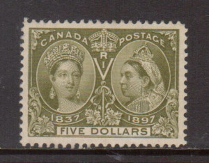 Canada #65 XF Mint Gem **With Certificate**