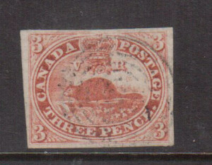 Canada #1 XF Used **With Certificate**